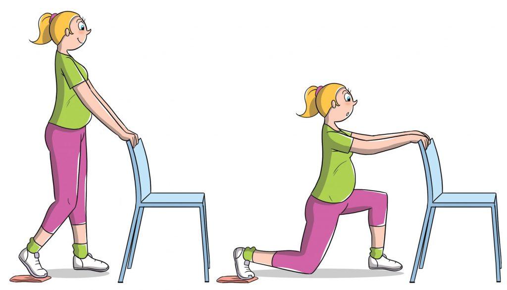 gravidanza e sport: esercizi per essere in forma