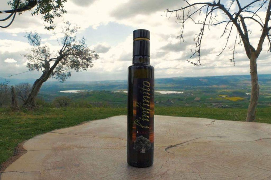 Olio extravergine d'oliva L'Infinito
