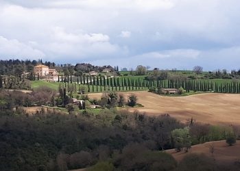Umbria panorama