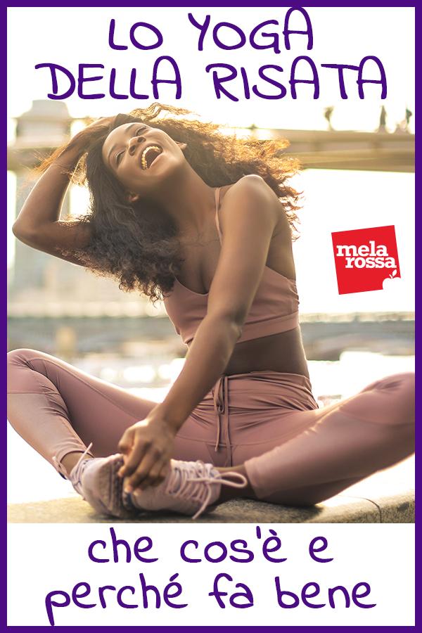 Yoga della risata: cos'è