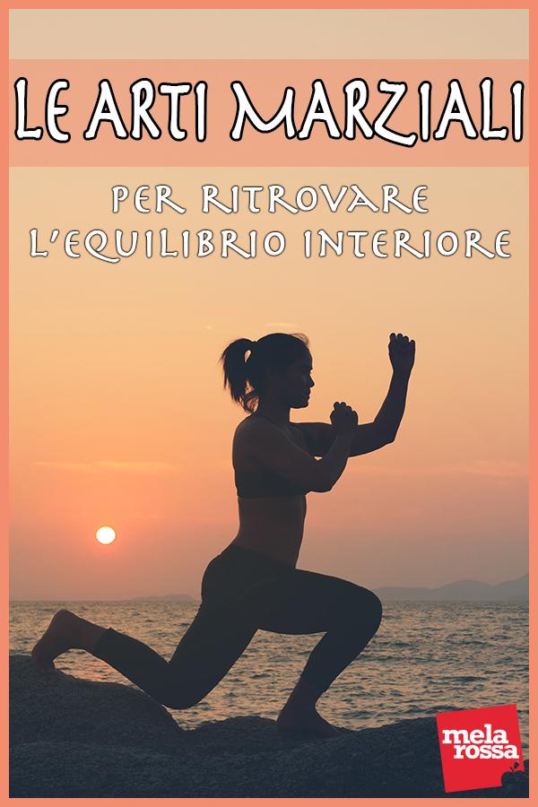 Le arti marziali per ritrovare l'equilibrio interiore