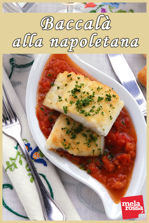 Baccalà alla napoletana