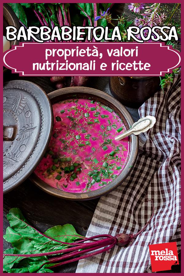 barbabietola rossa: proprietà, benefici e ricette