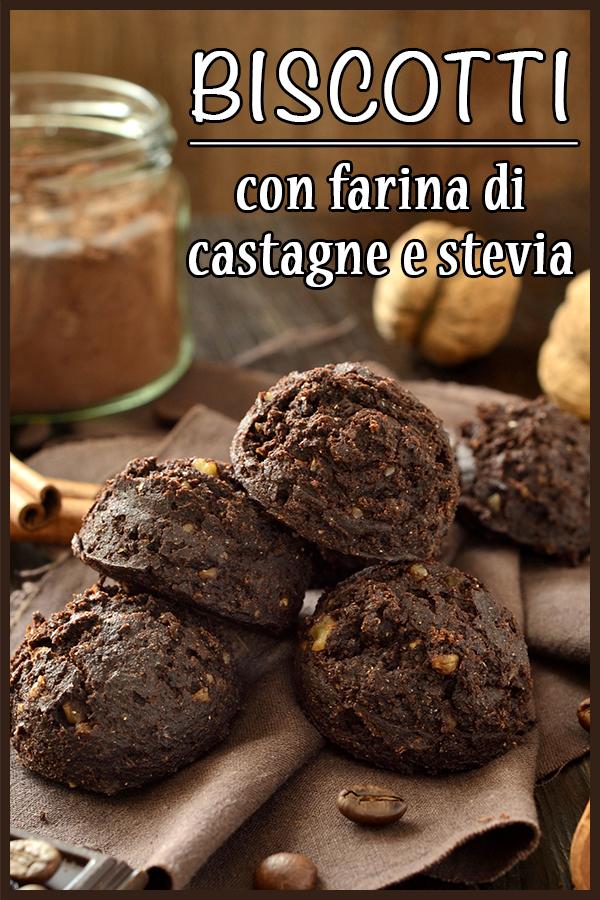 biscotti castagne
