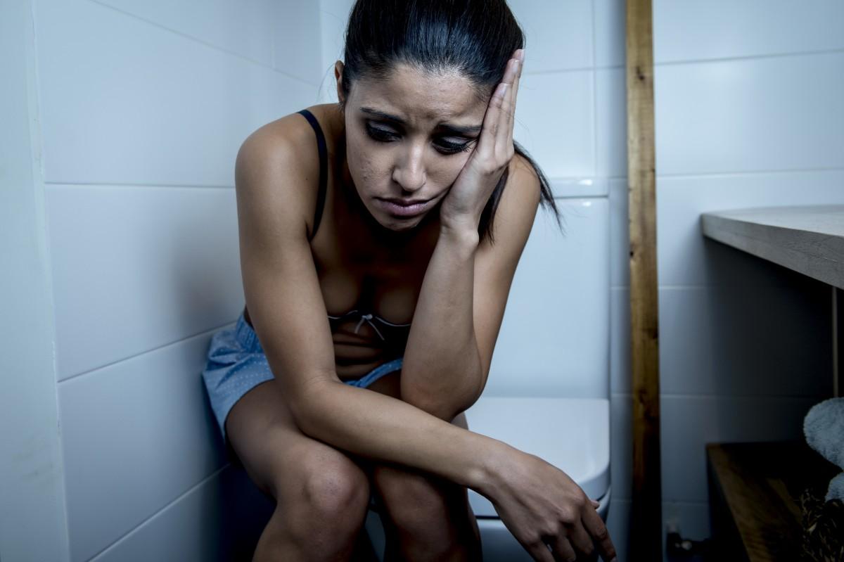 bulimia: sintomi per capire