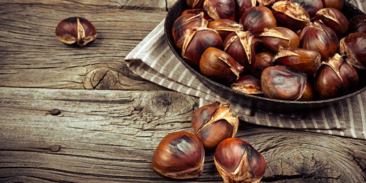 Castagne: 4 buoni motivi per mangiarle
