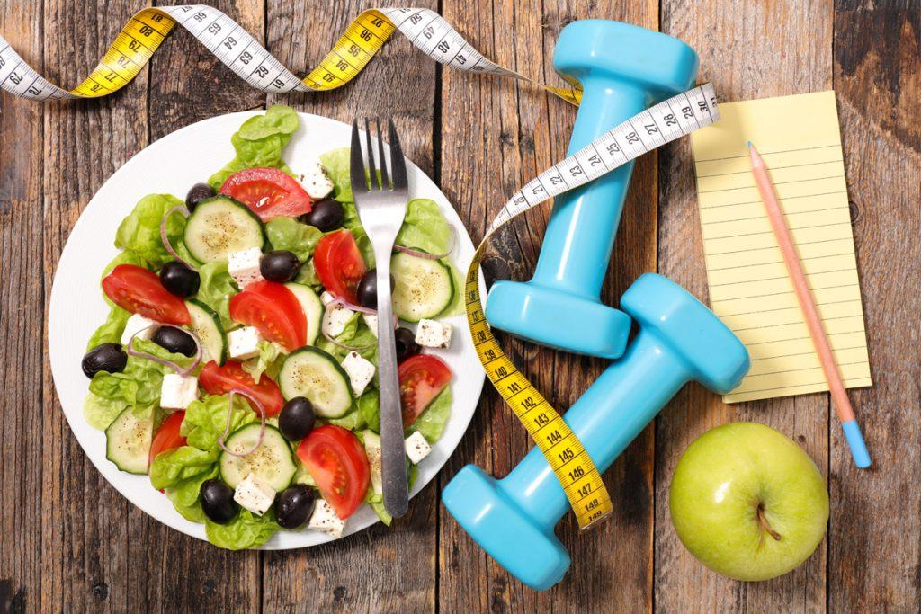 Il controllo dei pasti aumenta la motivazione a fare sport