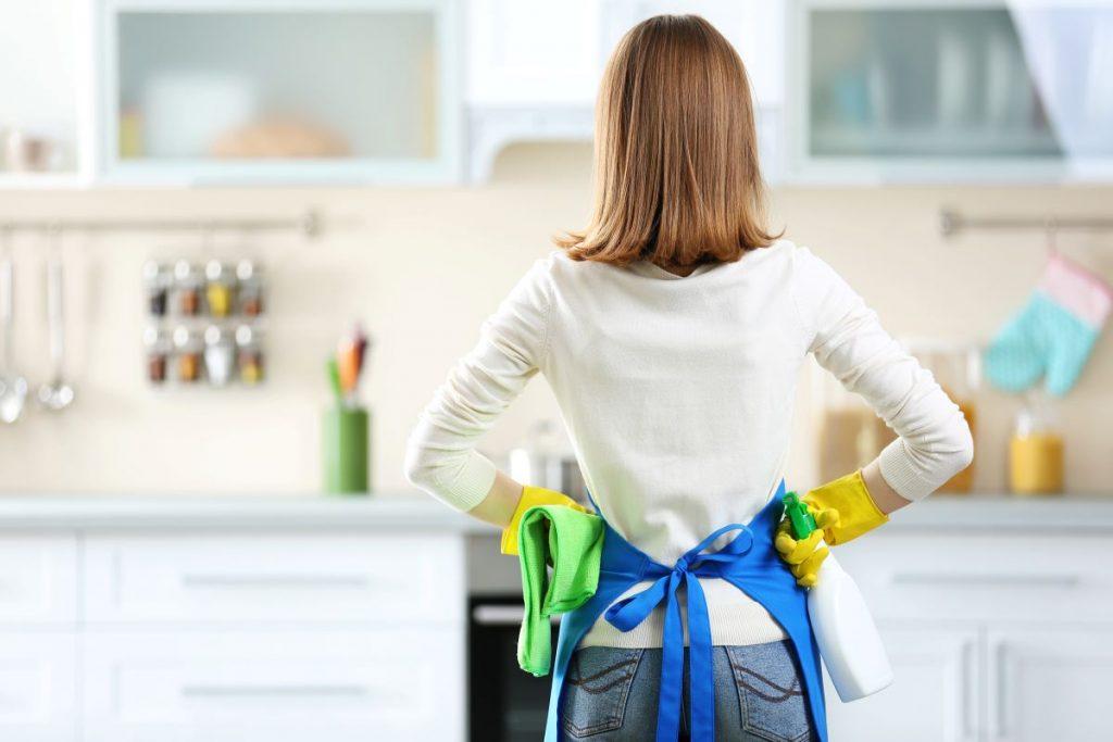 cucina-pulire