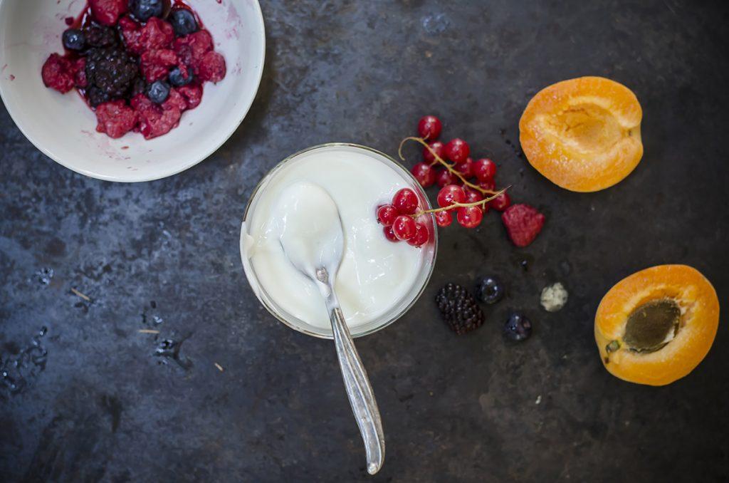 cuore sano: yogurt di soia