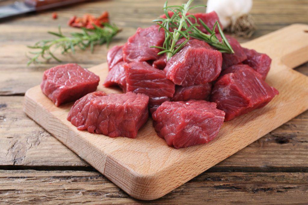 dieta gruppo sanguigno 0: cibi benefici proteine animali