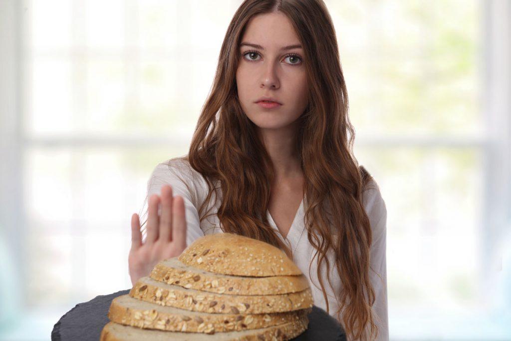 dieta gruppo sanguigno B cibi da evitare: glutine