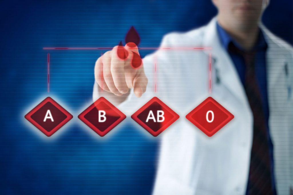 dieta gruppo sanguigno: principi