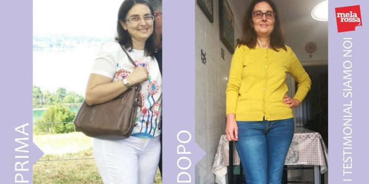 Dieta Melarossa: Maria Assunta, - 10 chili