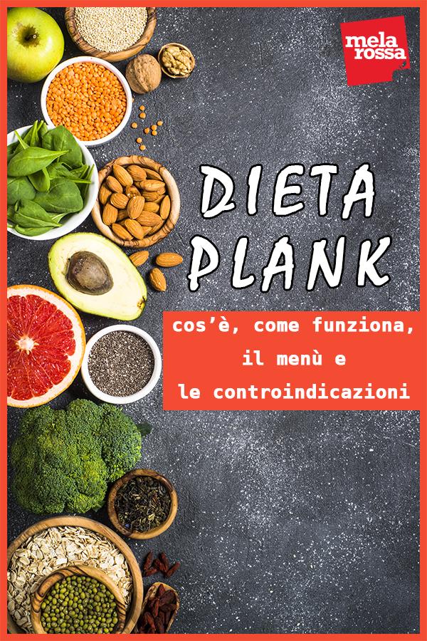 dieta plank