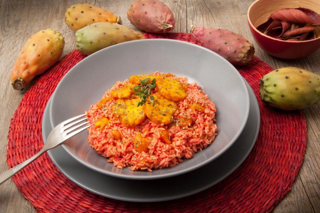 fichi d'India: ricette risotto