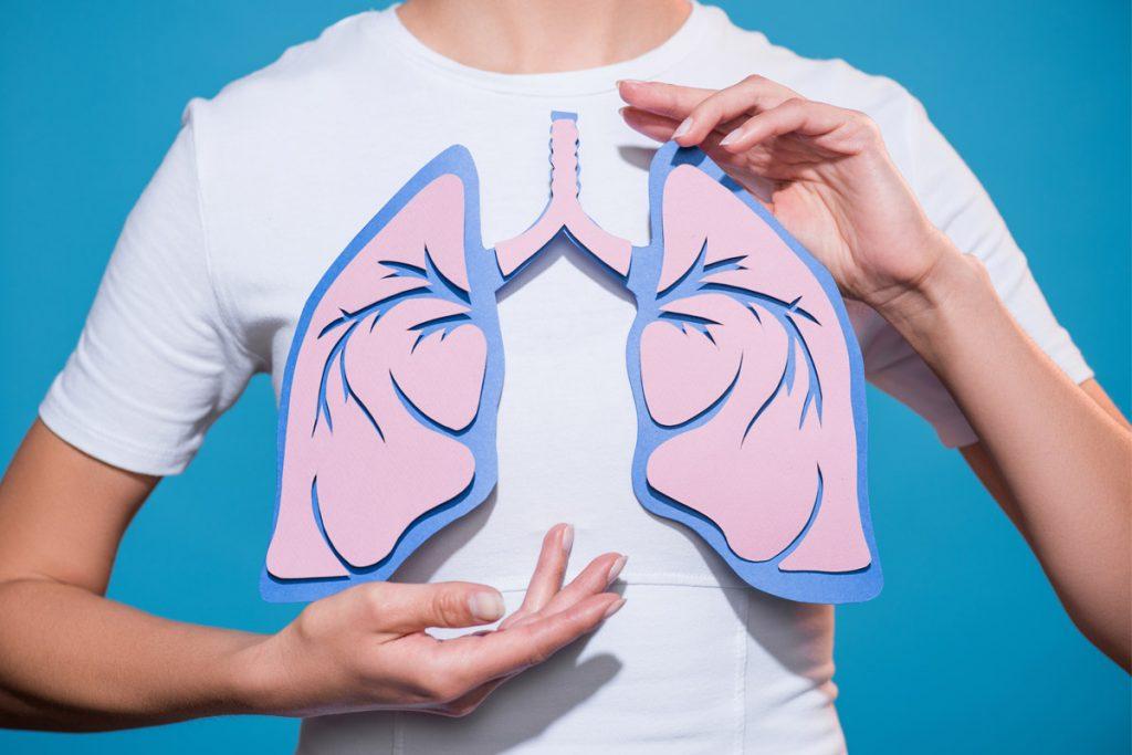 fumo compromette funzionalità polmonare