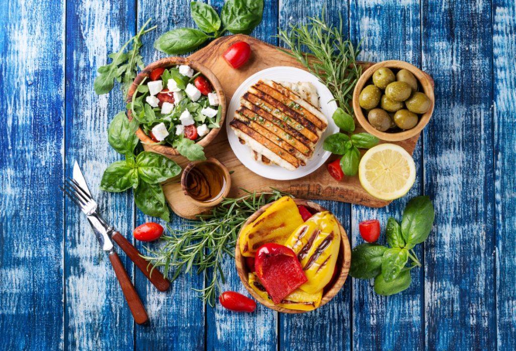 artrite reumatoide e dieta mediterranea