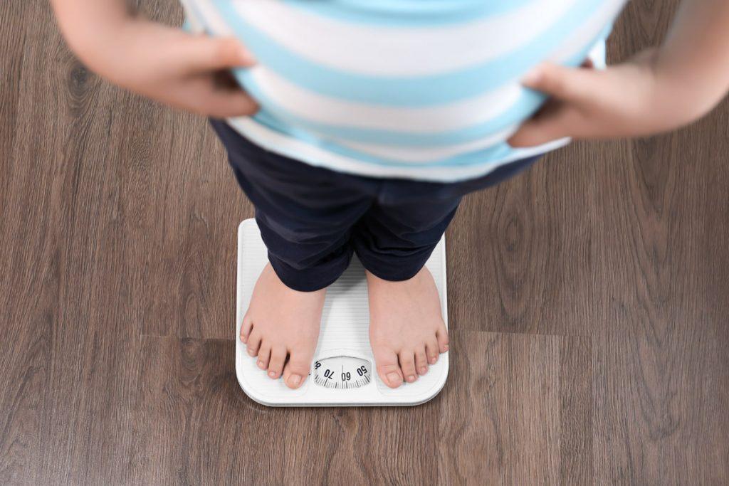 obesità infantile in aumento nel mondo