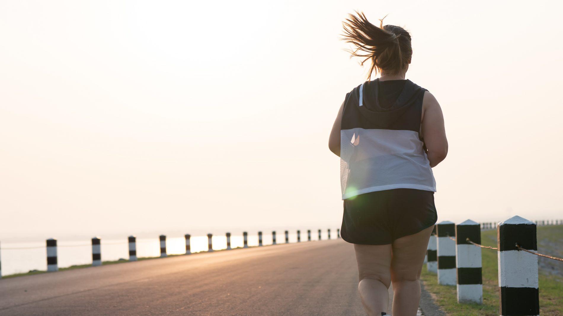 obesità e sport