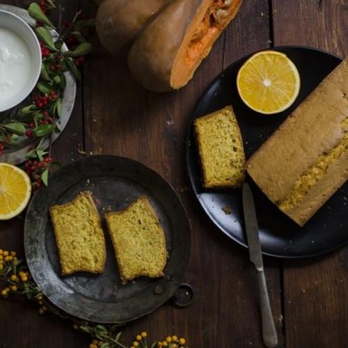 ricetta della torta alla zucca light