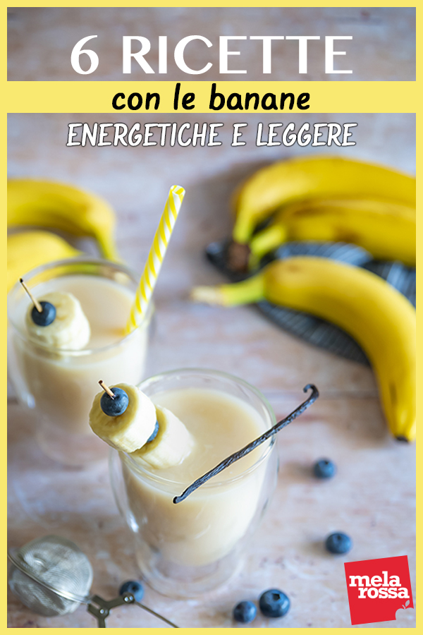 Ricette con le banane