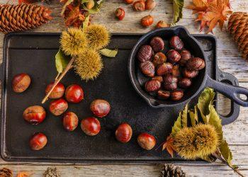 ricette con le castagne: idee golose