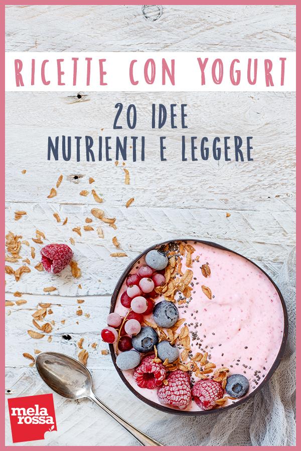 idee ricette con yogurt