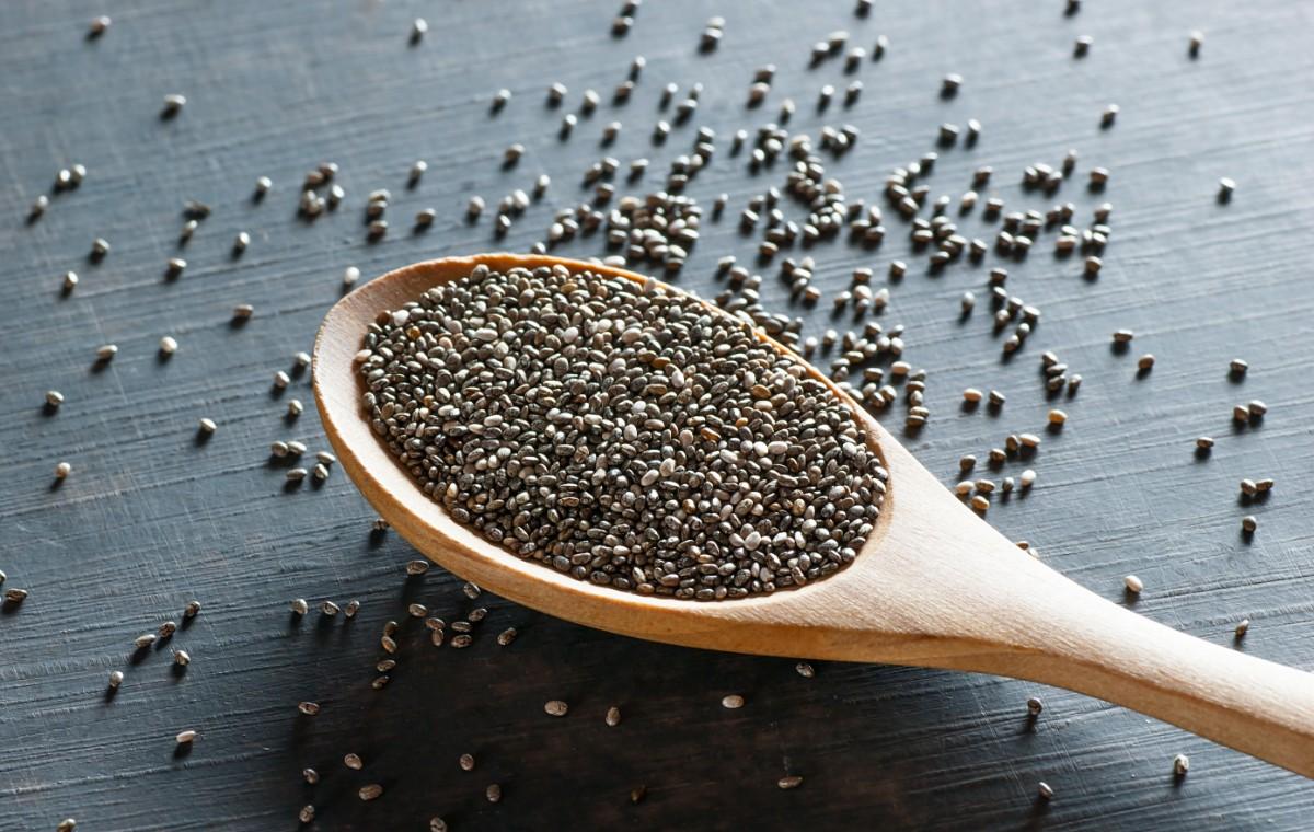 semi di chia in cucina