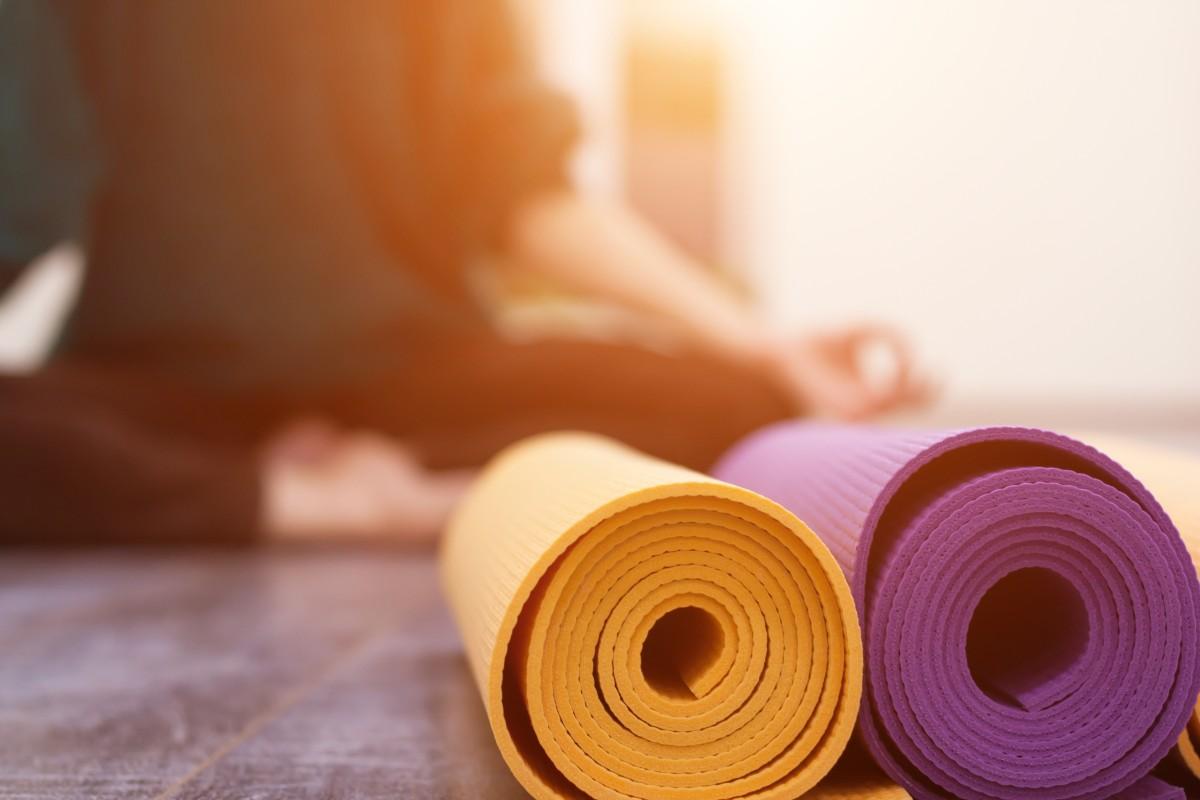 yoga:allenamento in casa