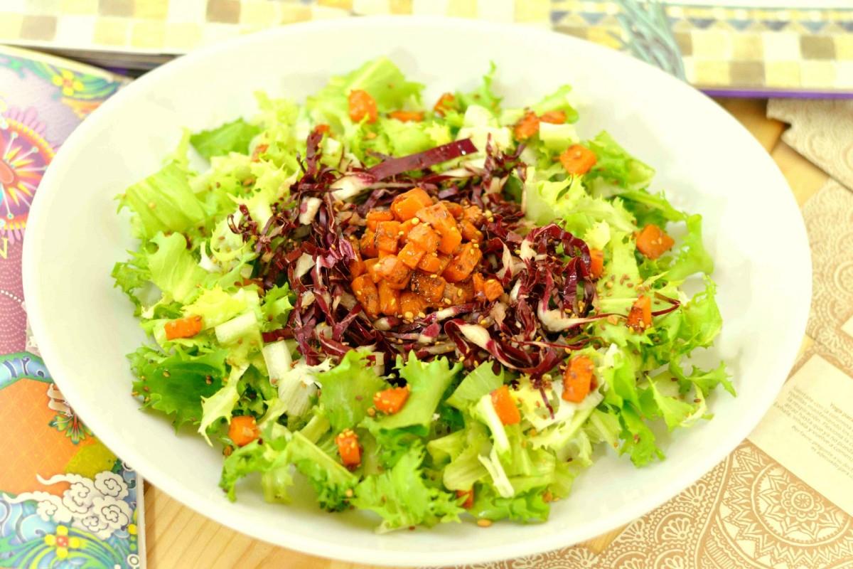 insalata indivia riccia