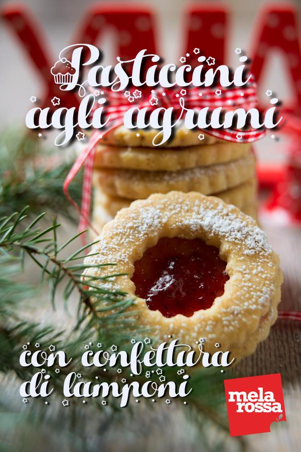 pasticcini agrumi