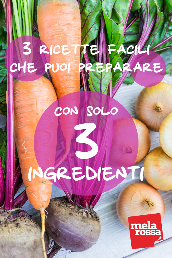 pin 3 ingredienti