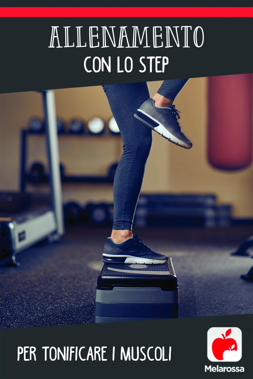 Benefici, esercizi e attrezzi per lo step