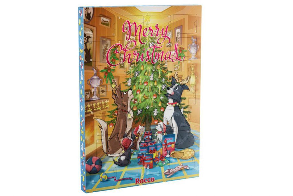 Calendari Avvento Natale 2019 Rocco snack cani