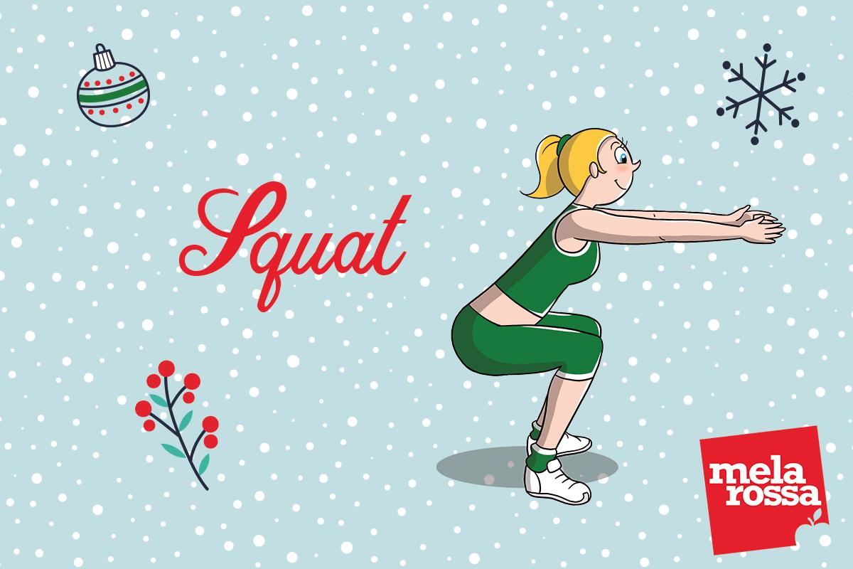 circuito fitness prima di Natale