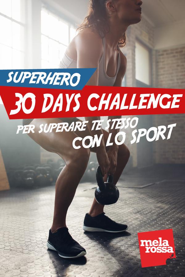 challenge total body: 30 giorni