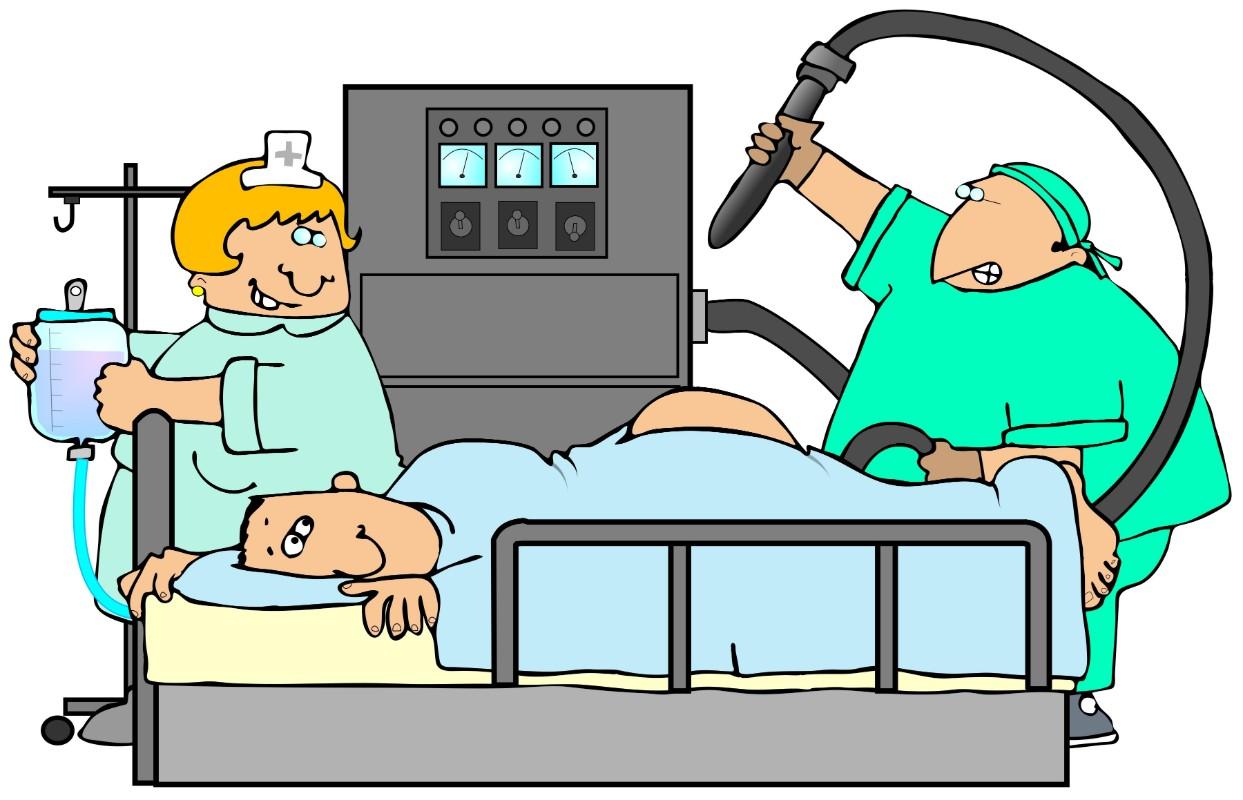 colonscopia: procedura