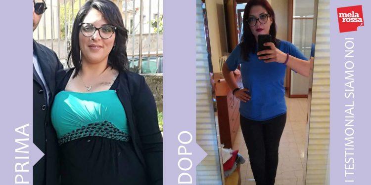 Dieta Melarossa Michela 14 kg
