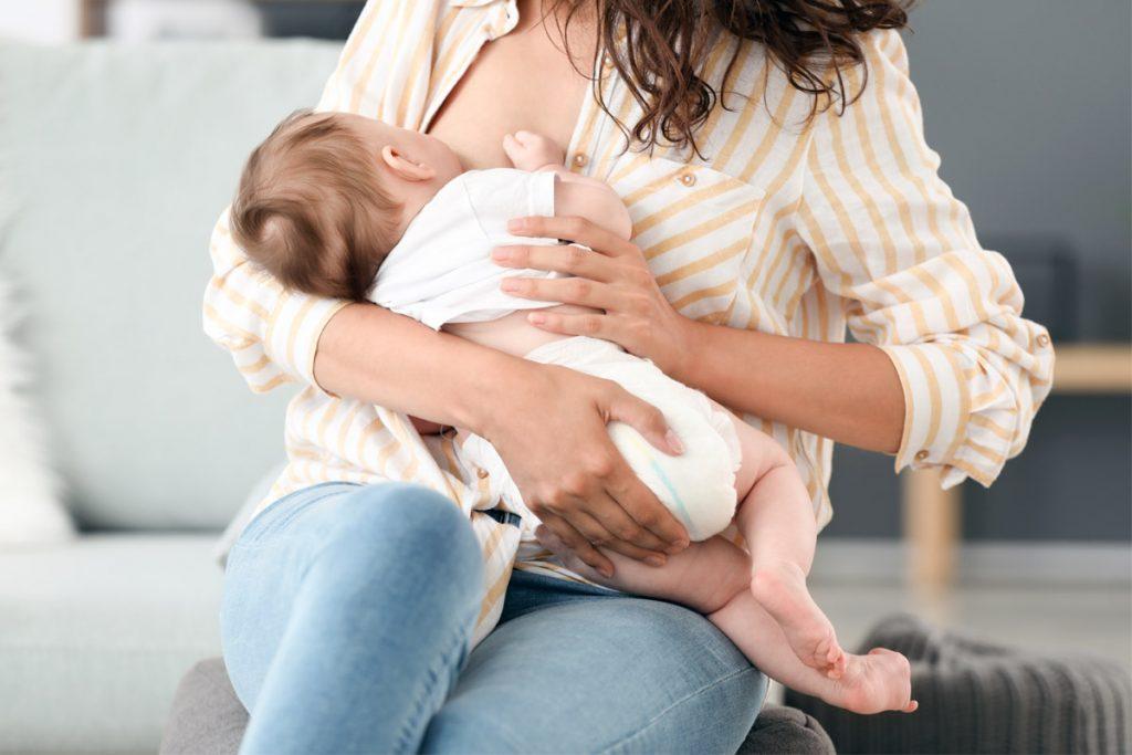 dieta post parto: consigli allattamento