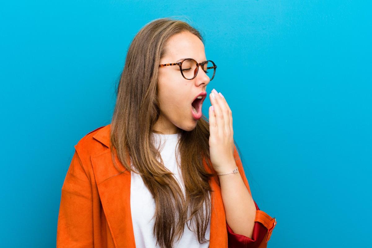 dieta sbagliata: stanchezza