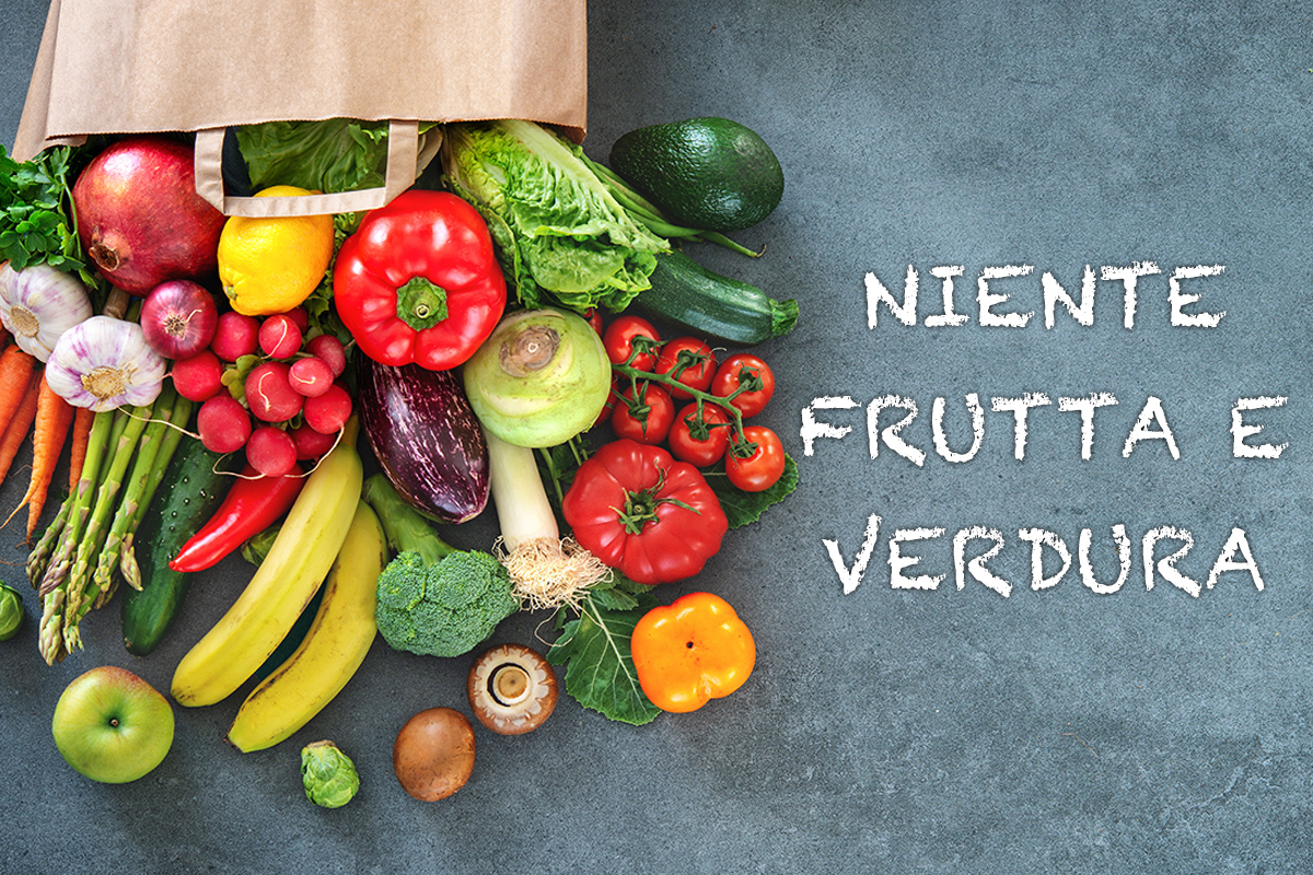dieta per colonscopia: niente frutta e verdura