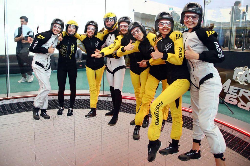 Le Farfalle della Ritmica volano verso il Fastweb Grand Prix