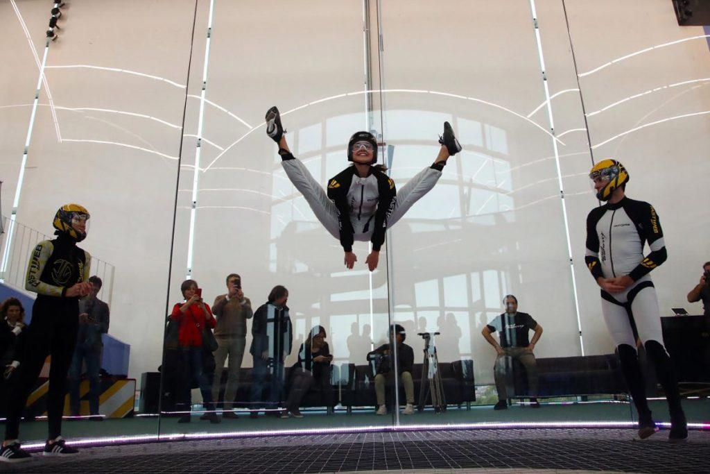 farfalle ginnastica ritmica Aero Gravity