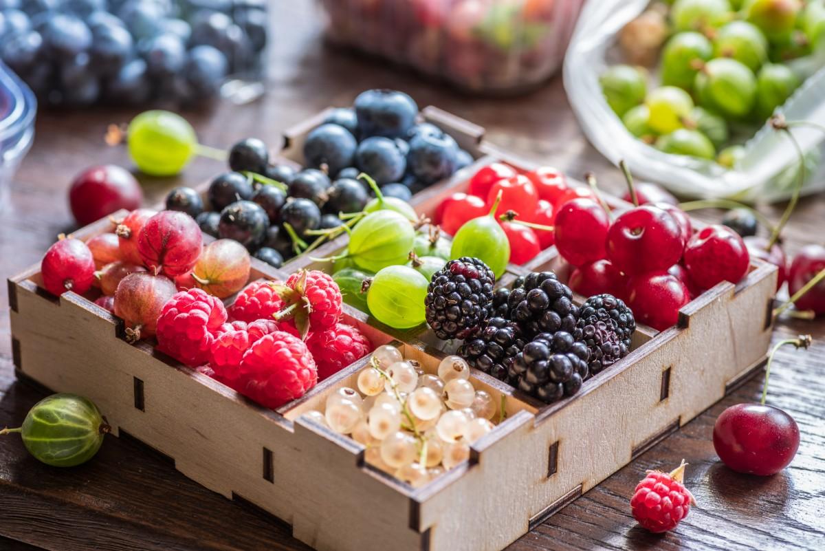 lamponi: valori nutrizionali