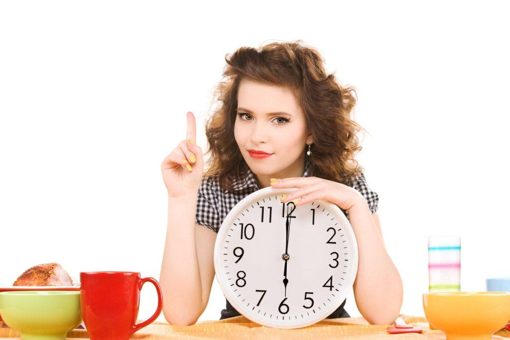 Troppe calorie dopo le 18 sono  un rischio per la salute del cuore