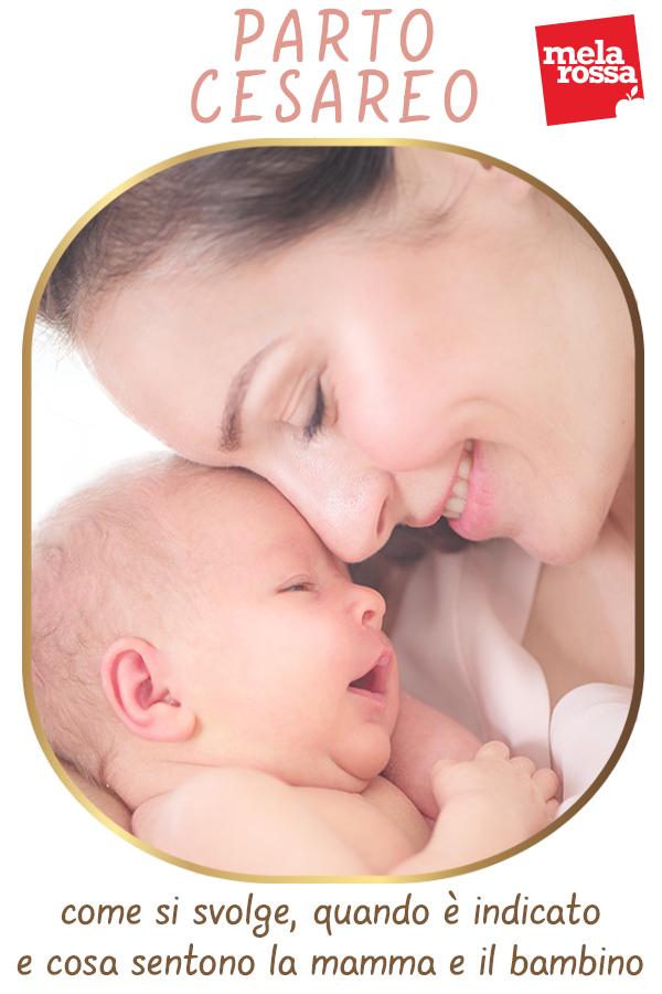 parto cesareo: quando è indicato e cosa sentono la mamma e il bambino