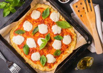 Pizza con base alternativa: 3 ricette