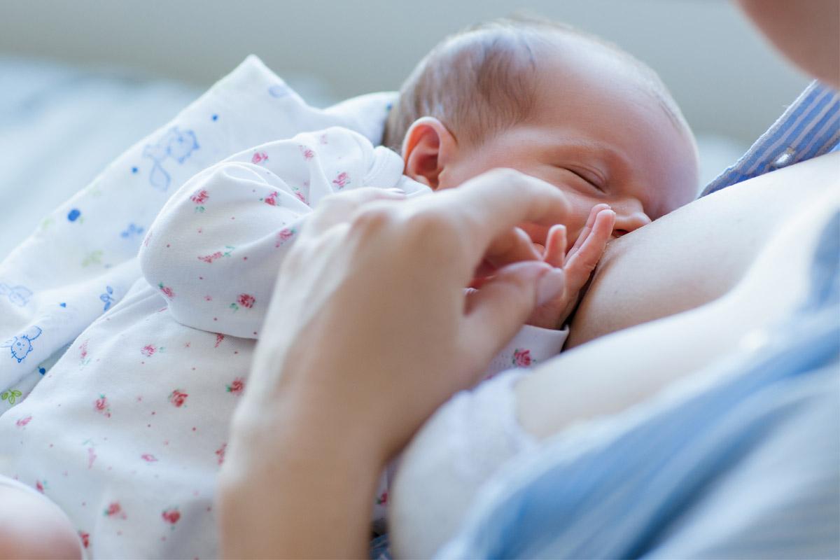 Post parto: allattamento al seno