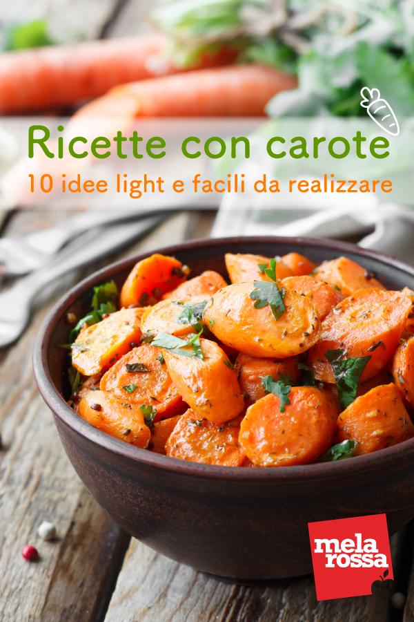 ricette carote