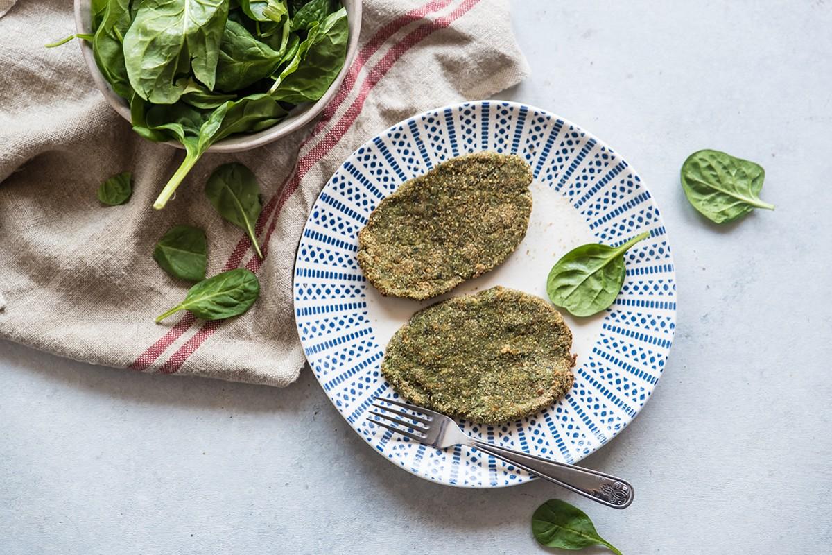 ricette con spinaci : spinacine